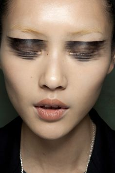 Jean Paul Gaultier FW 10 beauty