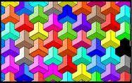 Teselación Multicolor