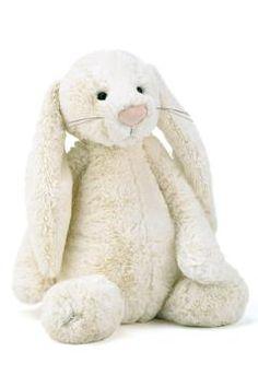 Bashful Cream Bunny
