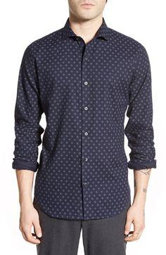 a85cd07e Bonobos 'Foulard' Slim Fit Print Sport Shirt Fashion Prints, Nordstrom,  Shirt Dress