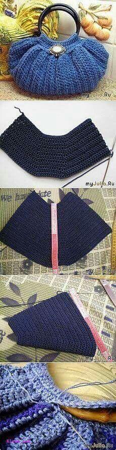 Bolsa #knitting