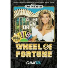 Publisher GameTekGame Wheel of FortuneMPN 043948003009UPC 043948003009 Key FeaturesPlatform Sega GenesisLocation USA Tech DetailsControl Elements Gamepad/JoystickNumber of Players 1-3Release Year 1992