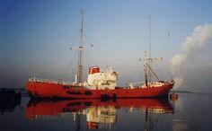 MV Ross Revenge Free Radio, Towers, Revenge, Britain, Fishing, Ships, Boat, Image, Pirates
