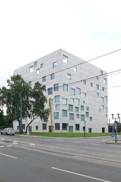 zollverein school - sanaa - Essen - germany