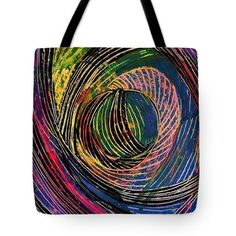 Curved Lines 6 Tote Bag  http://fineartamerica.com/products/curved-lines-6-sarah-loft-tote-ba..  #totebags #sarahloft #abstract #abstractart #drawing