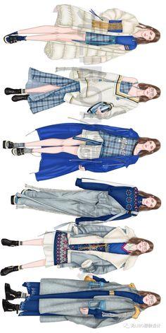 Fashion Portfolio Layout, Fashion Design Sketchbook, Fashion Design Drawings, Fashion Model Sketch, Fashion Sketches, Fashion Illustration Poses, Fashion Drawing Tutorial, Dress Design Sketches, Fashion Drawing Dresses