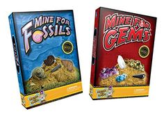 Exclusive Mining Science Kit Excavation Set ONLY 3 LEFT!