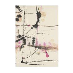 Covor buclat din lana  - Icon Shimi