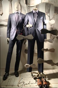 We're known for our windows and here's your peek behind the scenes for our #GoodmansOnDisplay installations on 5th Avenue & 58th Street: http://brgdf.co/c9o2uc