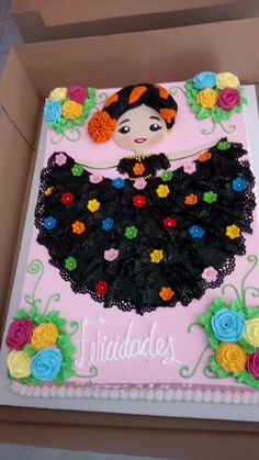 Mexican Birthday Parties, Mexican Fiesta Party, Fiesta Theme Party, Mexican Party Decorations, 1st Birthday Girls, Birthday Ideas, Themed Cakes, Party Cakes, First Birthdays