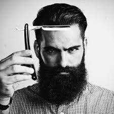 Oil-Free Beard Growth Spray - Made in the USA!