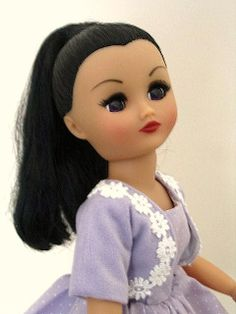 Shopping Spree Rini dressed in a DollDreams By Natalie dress and bolero www.dolldreamsbynatalie.com