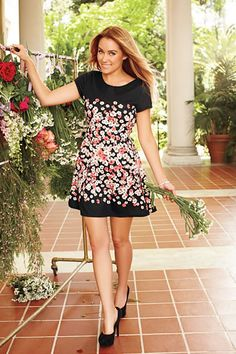 LOVE THIS DRESS!!  Lauren Conrad's fall collection for Kohl's
