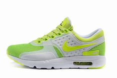 best website 08124 2c5d0 air max zero on feet,air max zero verte et gris homme