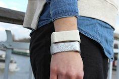 cubes recyclé5 plastic bracelets