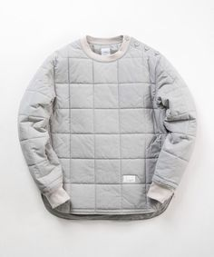 Quilted Jackets Made From Sweatshirts Fashion Details, Fashion Design, Inspiration Mode, Mode Outfits, Quilted Jacket, Sport Wear, Mantel, What To Wear, Style Me