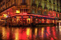 The Café Rive Droite is a well known place for karaoke in Paris