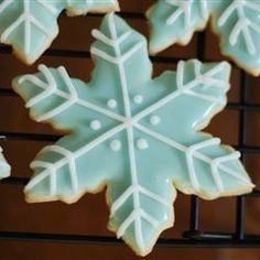 Sugar Cookie Icing Allrecipes.com Recipe...can make your own sugar syrup using 1/2 cup sugar and 2 tbs water