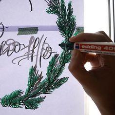 Noëlie | Calligraphique (@calligraphique) • Photos et vidéos Instagram Photos, Instagram, Calligraphy, Objects, Pictures