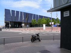 Barcellona - Forum Building - Herzog & de Meuron Architects © Todaro ... #architecture #demeuron #herzog Pinned by www.modlar.com