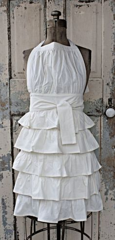 love this apron want to try and make it