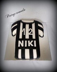 Patry's Cake: Juventus cake
