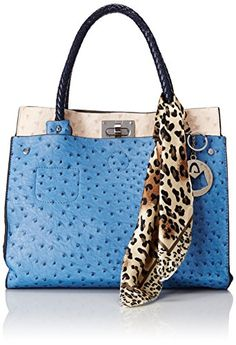 MG Collection Dorit Ostrich Tote Shoulder Bag, Blue, One Size MG Collection http://www.amazon.com/dp/B009IUFPY4/ref=cm_sw_r_pi_dp_pRHqwb1KVEGRT