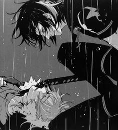 Shiki x Akira :3 Anime: togainu no chi
