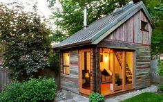 Leas Cabin Little House