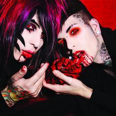Blood on the Dance Floor. ♥♥♥. #jayy von monroe #dahvie vanity #botdf