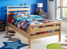 Warm and Cozy Modern Kids Bedding — New Kids Furniture Kids Furniture, Bedroom Furniture, Furniture Design, Modern Kids Beds, Wooden Bed Frames, Wooden Beds, Bed Wetting, Childrens Beds, Home Decor Signs