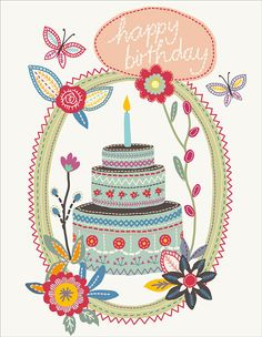 stitch greeting cards on Behance