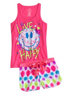 Justice is your one-stop-shop for the cutest & most on-trend styles in tween girls' clothing. Shop Justice for the best tween fashions in a variety of sizes. Justice Girls Clothes, Justice Clothing, Cute Pjs, Cute Pajamas, Girls Pjs, Tween Girls, Girl Outfits, Summer Outfits, Cute Outfits