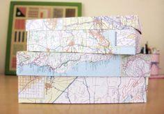 Hoe herbruik je oude landkaarten?   Blog   Gratis op te Halen