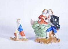 Occupied Japan Figurine Vintage Figurines by DoorCountyVintage