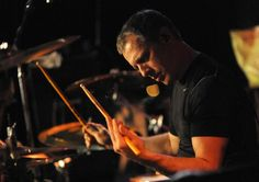 Featured jazz-fusion drummer, author and educator, Dave Weckl.