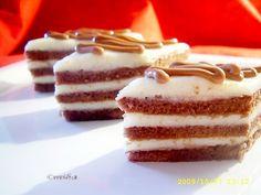 Romburi cu lapte RECIPE Cakes And More, Vanilla Cake, Tiramisu, Deserts, Cookies, Ethnic Recipes, Food, Romania, Crack Crackers