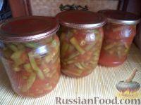 Фото к рецепту: Фасоль стручковая в томатном соусе