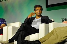 Naval Ravikant, co-founder of AngelList, a crowdfunding site aimed at angel investors.
