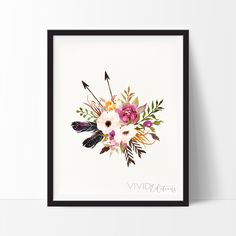 Description Created in an impressionistic watercolor style, this high quality art print will make those walls pop! This is a handmade print and artistic expression with variations in grains, tones + c