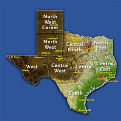 Day Trips and road-trip-musts in Texas
