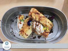 Cocina Mexicana Contemporánea, Materia de 7º Cuatrimestre con el chef Mario Olea y alumnos del ICD