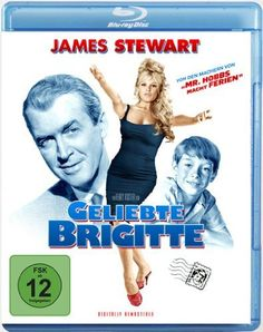 Dear Brigitte (1965) starring James Stewart, Glynis Johns, Billy Mumy, Fabian, Ed Wynn, Jesse White Dear Brigitte – Ed Wynn and Jimmy Stewart Dear Brigitte is a funny family comedy, dealing with the Leaf family, headed by Dr. Robert Leaf (Jimmy Stewart) — the proverbial absent-minded professor, a poet who loves art and music, and …  http://family-friendly-movies.com/comedy/dear-brigitte/