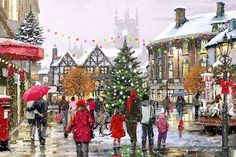 ~ Richard Macneil ~ Christmas