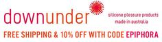 Get free shipping and 10% off at Downunder Toys, indie Aussie toy makers, with code EPIPHORA.
