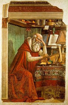 St. Jerome (340-420 AD)......... Priest, Confessor, Theologian, Doctor of the Church, Creator of the Vulgate Bible