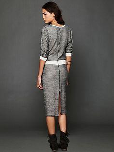 Duofold Lounge Dress
