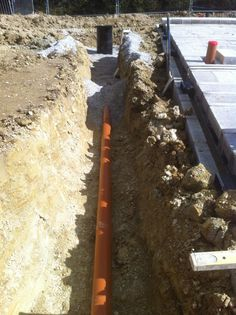 More house drainage