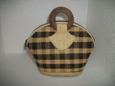 SALE WAS 20 awesome vintage sixtys plaid by charmingcharmies, $11.00