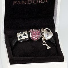 Pandora MOA - Romantic Love Gift Set, $140.00 (http://www.pandoramoa.com/romantic-love-gift-set/)